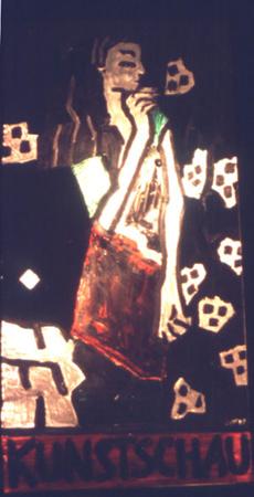 Oskar Kokochska Kunstalle