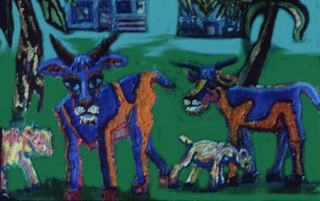 Cuban goats
