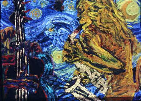Van Gogh jazz